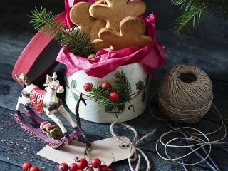 Собирать пазл Horse and biscuits онлайн