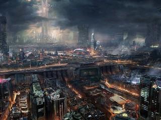 Собирать пазл Megapolis онлайн