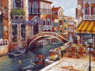 Собирать пазл Melodies Of Venice онлайн