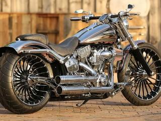 Собирать пазл Motorcycle онлайн