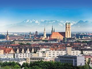 Собирать пазл Munich онлайн