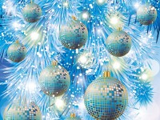 Собирать пазл Christmas disco онлайн
