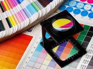 Собирать пазл Color samples онлайн