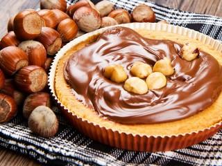 Собирать пазл Ochen shokoladniy tort онлайн