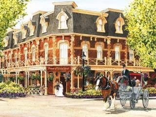 Собирать пазл Prince of Wales hotel онлайн