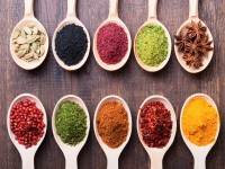 Собирать пазл A parade of spices онлайн