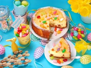 Собирать пазл Easter decoration онлайн
