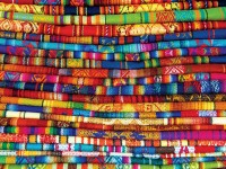 Собирать пазл Peruvian blankets онлайн