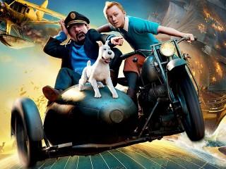 Собирать пазл The Adventures of Tintin онлайн
