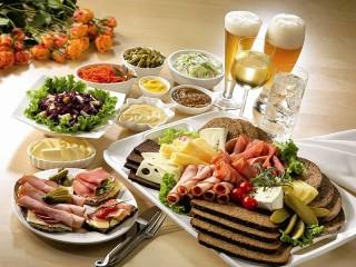 Собирать пазл Bon appetit онлайн
