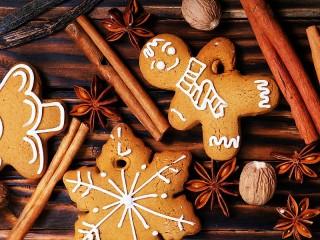 Собирать пазл Gingerbread онлайн