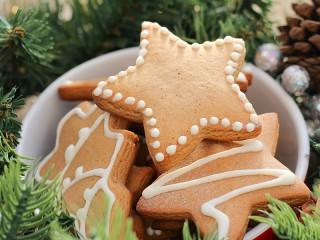 Собирать пазл Spicy cookies онлайн