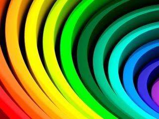 Собирать пазл Rainbow онлайн
