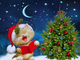 Собирать пазл Christmas carol онлайн