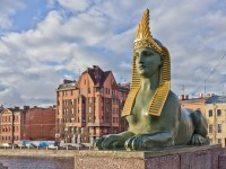 Собирать пазл Sphinx онлайн