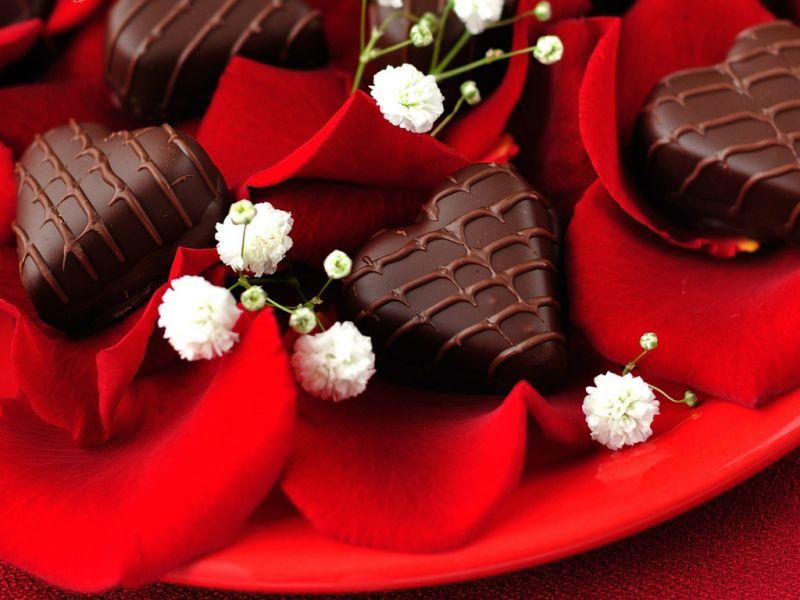 O quebra-cabeça Recolher o quebra-cabeças on-line - Chocolate