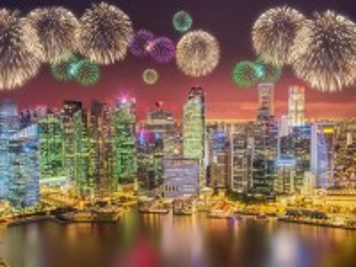 Собирать пазл Singapore онлайн
