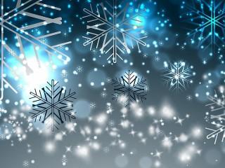 Собирать пазл Snowflakes онлайн