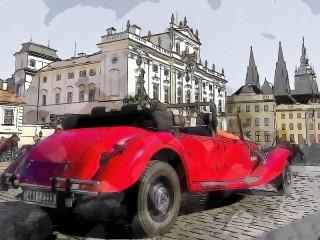 Собирать пазл Old Prague онлайн