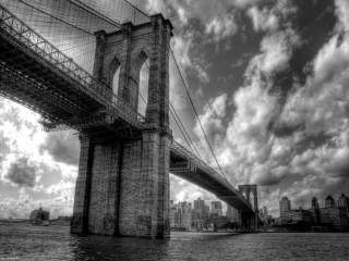 Собирать пазл Stariy most Anglii онлайн