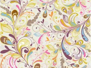 Собирать пазл Bright pattern онлайн