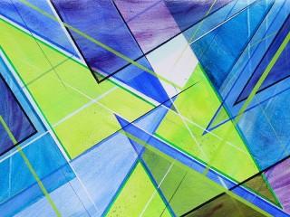 Собирать пазл Angles and lines онлайн