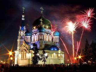 Собирать пазл Uspenskiy sobor онлайн
