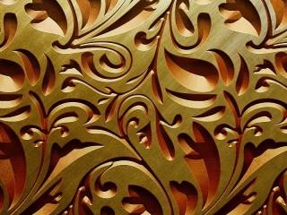 Собирать пазл Wood carving онлайн