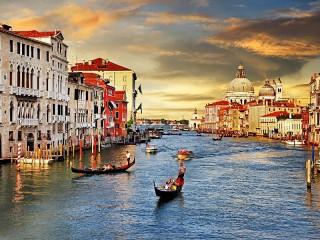 Собирать пазл Venice онлайн