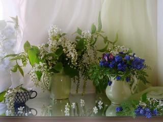 Собирать пазл Spring still life онлайн