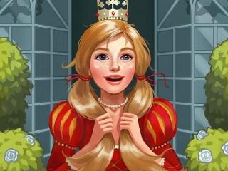 Собирать пазл Fun Princess онлайн