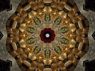 Собирать пазл Time fractal онлайн