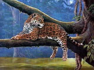 Собирать пазл Jaguar 3 онлайн