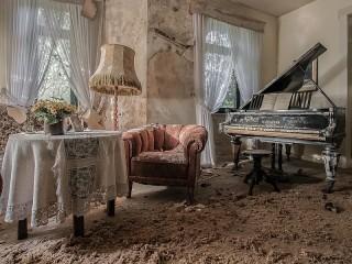 Собирать пазл Forgotten melody онлайн