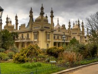 Собирать пазл Royal Pavilion онлайн