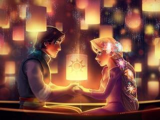 Собирать пазл The origin of love онлайн