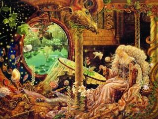 Собирать пазл Goldilocks онлайн